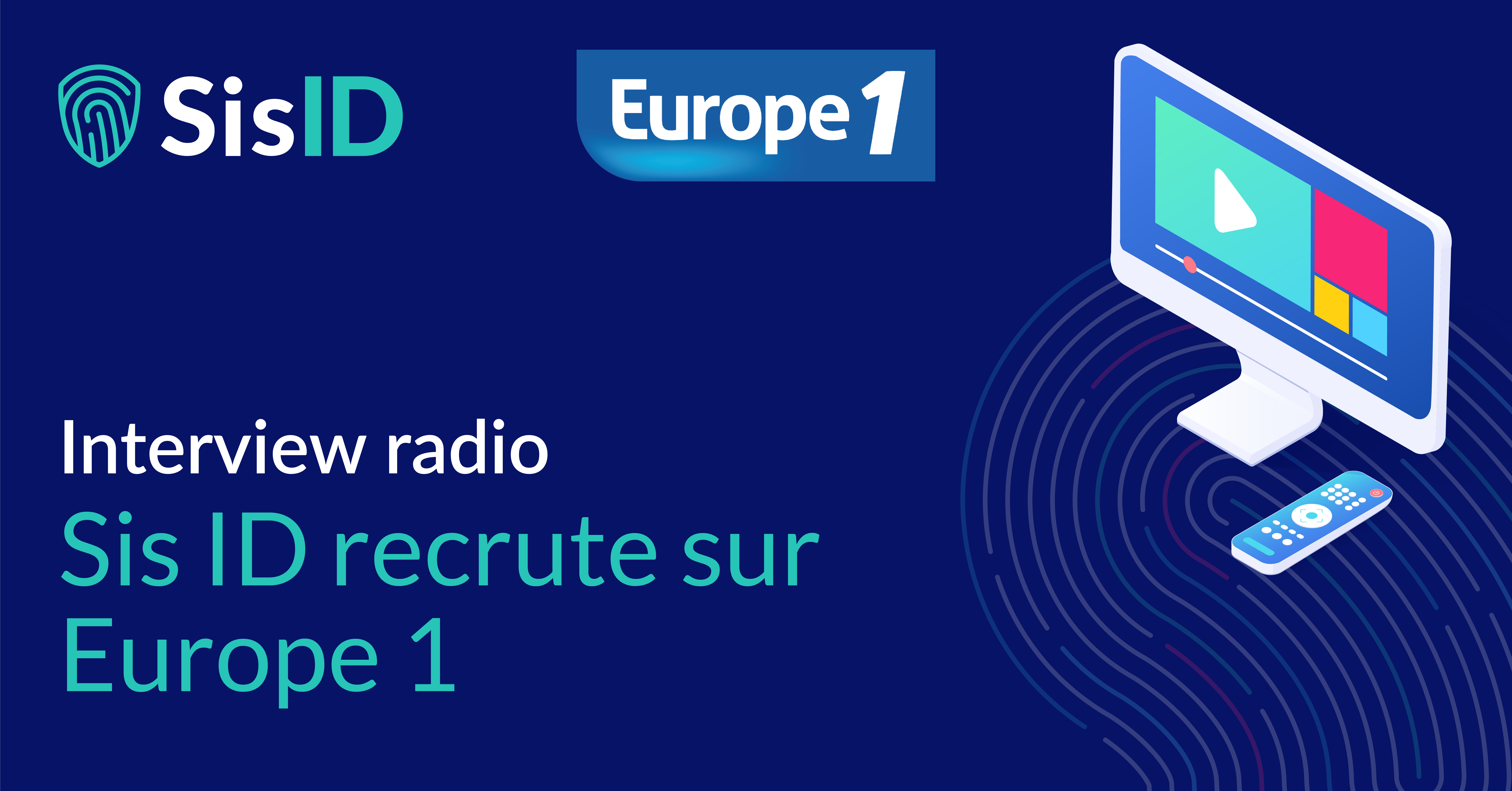 Interview Europe 1